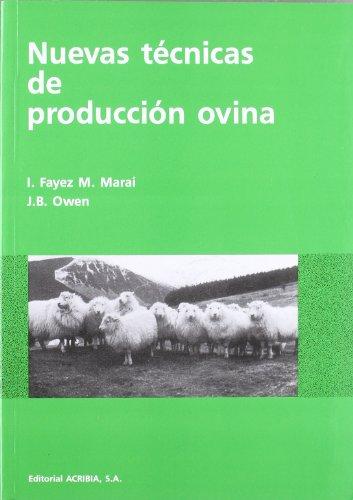 Descargar Libro Nuevas Técnicas De Producción Ovina I. Fayez