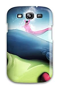 Pretty ECjKGDm779Sveou Galaxy S3 Case Cover/ Fluid And Vivid Series High Quality Case