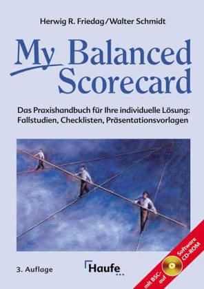 My Balanced Scorecard, m. CD-ROM