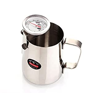 Cooking Thermometers Stainless Steel Milk Foamer Thermometer
