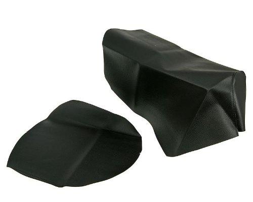 Sitzbezug schwarz fü r Aprilia SR50 WWW, Stealth Xtreme