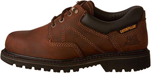 Pictures of Caterpillar Men's Ridgemont Lace-Up Shoe Dk Brown Nubuck 5