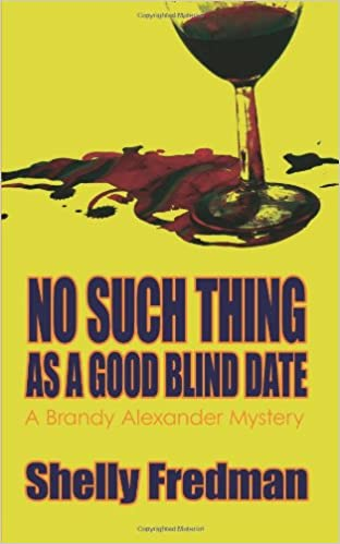 Book No Such Thing As A Good Blind Date: A Brandy Alexander Mystery