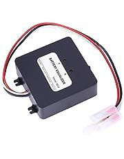 CUTULAMO Balanceador de bateria do sistema solar, resposta rápida, proteção de polaridade inversa da bateria, equalizador de bateria para sistema solar