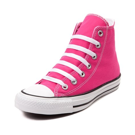Converse All Star Hi Top Pink 4 Men's/ 6 Women's