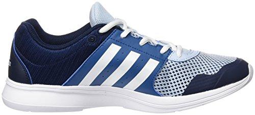 Essential ftwbla Fun Adidas azubas azusen W Eu 38 Damen Ii Turnschuhe Blau 554rHqf