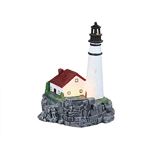 Table Lamps Lighthouse White Ceramic Lamp | Renovator's Supply ()