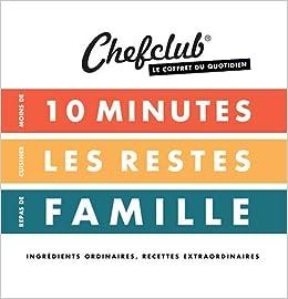 Amazon Fr Coffret Du Quotidien Moins De 10 Minutes