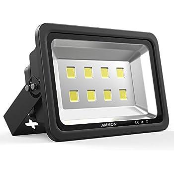 Beautiful AMMON LED Flood Light, Outdoor Landscape Flood Light Fixture Waterproof  Super Bright Security Flood Lamp
