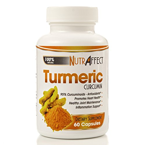 Turmeric Curcumin with Bioperine - 100%