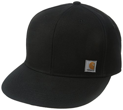 Carhartt Men's 100 Percent Cotton Duck Moisture Wicking Fast Dry Ashland Cap,Black,One Size]()