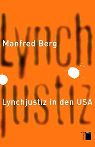 Lynchjustiz in den USA