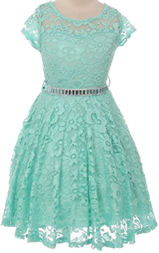 big-girl-cap-sleeve-lace-skater-stone-belt-flower-girls-dresses-19jk88s-mint-10