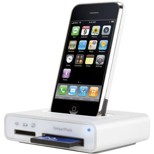 Griffin Simplifi Dock for iPod and iPhone (Discontinued by Manufacturer) Griffin Technology 9804-SIMPLIFI