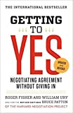 img - for [By Roger Fisher ] Getting to Yes: Negotiating Agreement Without Giving In (Paperback) 2018 by Roger Fisher (Author) (Paperback) book / textbook / text book