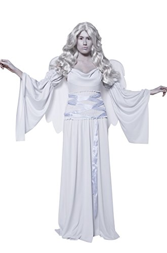Smiffys Women's Cemetery Angel Costume