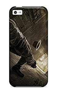 Tpu Fashionable Design Spider Trapped Rugged Case Cover For Iphone 5c New