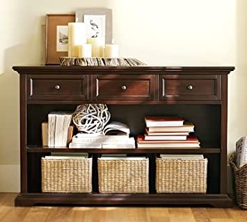 Amazon Com Pottery Barn Hudson Console Table Kitchen Dining
