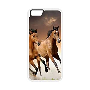 "DDOUGS Galloping Horse DIY Cell Phone Case for Iphone6 4.7"", Discount Galloping Horse Case"