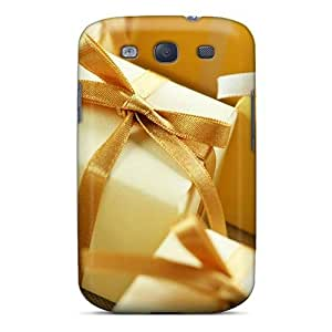 Premium Phone Case For Galaxy S3/ Holiday Gift Boxes Tpu Case Cover