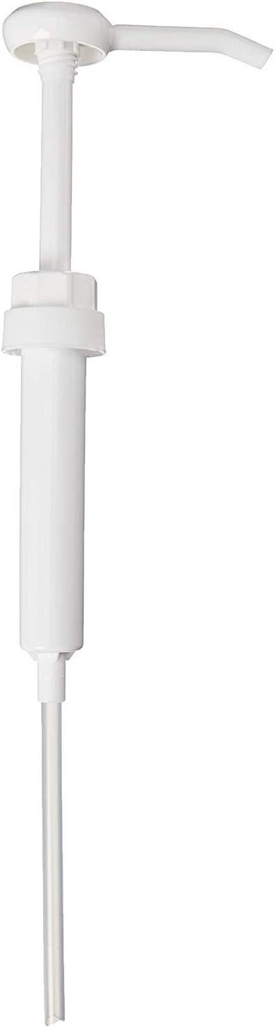 EverydayEssentials 1 Gallon Pump Dispenser 1 oz Dispensed Per Pump 2