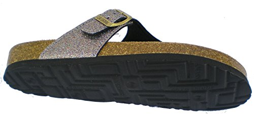 Dr.Brinkmann 700937 mujer clogs & mules colorido