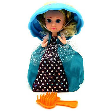 Cupcake Surprise Princess Sabrina Doll by Cupcake Suprises for sale  Delivered anywhere in USA