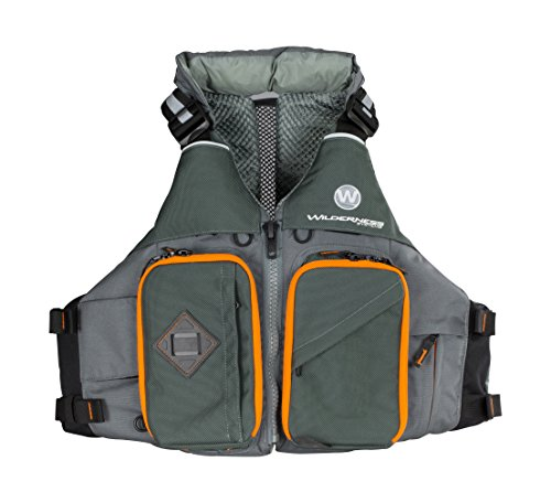 Wilderness Systems 8070134 Wilderness Systems Fisher Personal Flotation Device for Anglers , Medium/Large by Wilderness Systems