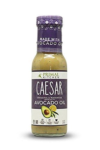 ingredients for caesar dressing - 5