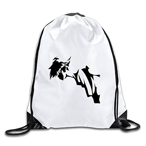 Blackhawk Phoenix Pack (Hunson - Novetly Anime TV Series Training Gymsack Drawstring Sling Backpack For Men & Women Sackpack)