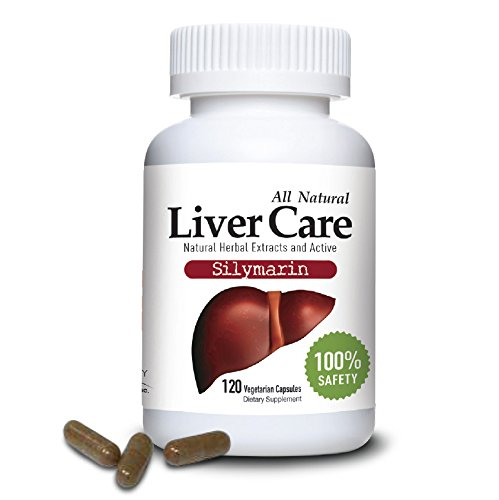 All Natural Liver Care Silymarin
