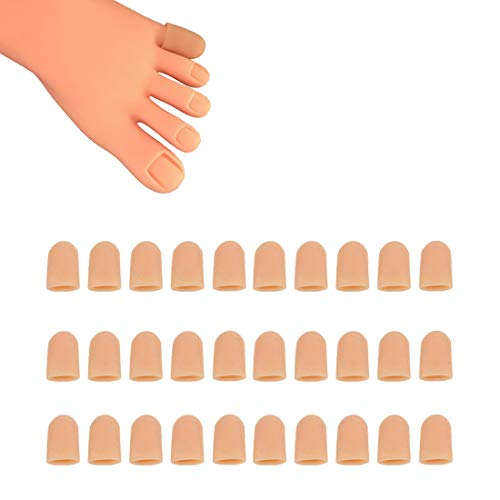 30 Pieces Gel Toe