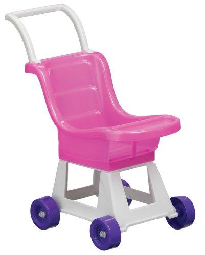 American Plastic Doll Stroller - 9