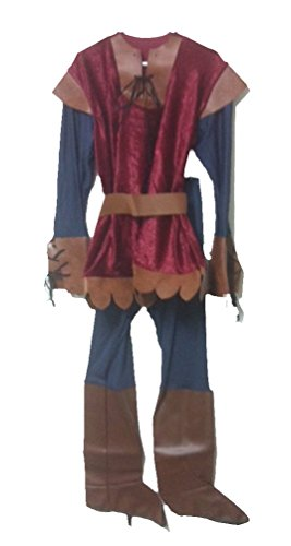 Prince of Thieves Renaissance Faire Costume for -