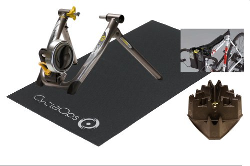 CycleOps SuperMagneto Pro Winter Training Kit - Cycleops Rollers Resistance