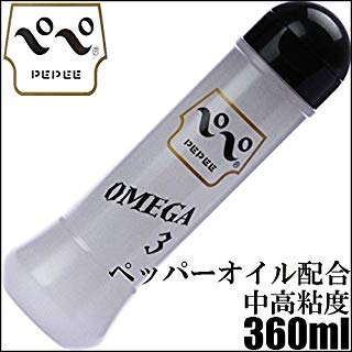 - PEPEE LOTION 360ml Omega3 from japan