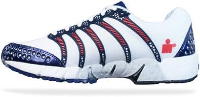 K Swiss K ONA Ironman Zapatillas de Running, Color Blanco, Talla 35.5: Amazon.es: Zapatos y complementos