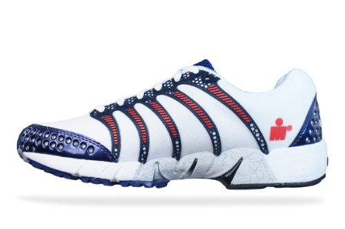 K Swiss K-Ona S Womens Running Trainers / Shoes - White : Blue