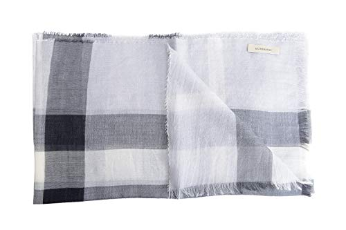 Burberry Wool Silk Multi-Color Checkered Women