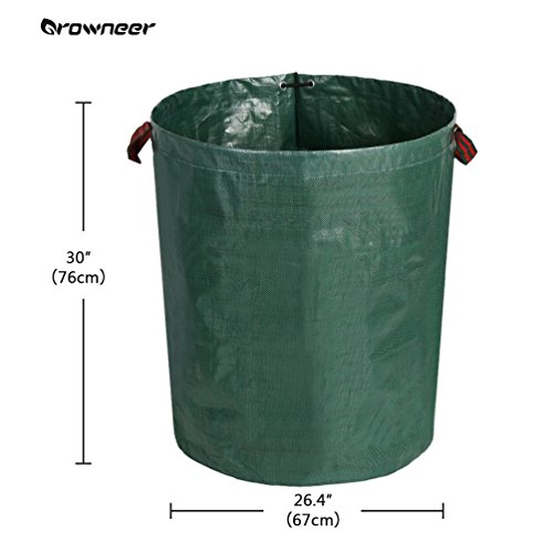 Review Growneer 3-Pack 72 Gallons