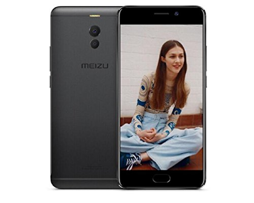 Original Meizu M6 Note Unlocked Smartphone 4G RAM 64GB ROM Snapdragon 625 5.5'' 1080P Fingerprint Dual Rear Camera 16MP 4000mAh Android 7.1 4G LTE Cell Phone(Grey) by Meizu