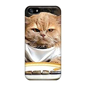 Fashionable NfgmUgN5307uFZmt Iphone 5/5s Case Cover For Cat Wants Some Food Protective Case