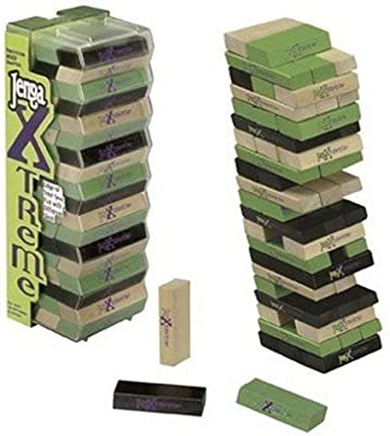 Parker Brothers Jenga Xtreme by Parker Brothers: Amazon.es: Juguetes y juegos
