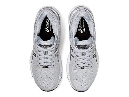 ASICS Women's Gel-Nimbus 22 Platinum Running Shoes 5