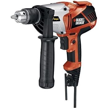 Black & Decker DR550 7-Amp 1/2-Inch VSR Drill/Driver
