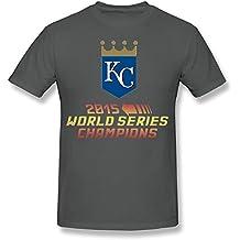 SPOW Men's 2015 World Series Champions Logo T-Shirt L