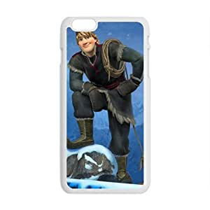 Happy Frozen Kristoff Cell Phone Case for Iphone 6 Plus