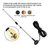 Magnetic Car Radio Antenna with Dual