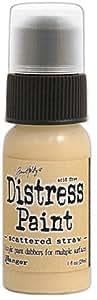 Ranger Tim Holtz Distress Paints (Scattered Straw) 1 pcs sku# 1873209MA