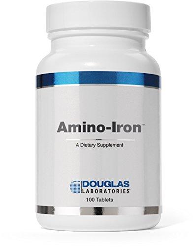 Douglas Laboratories Amino Iron Absorbable Supplement